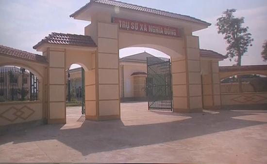 Bán hơn 300 lô đất trái thẩm quyền, 4 cán bộ xã bị khởi tố