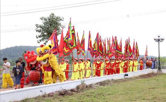Khai mạc lễ hội Thái Miếu nhà Trần