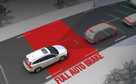 Từ năm 2020, Nhật Bản áp dụng phanh khẩn cấp cho ô tô