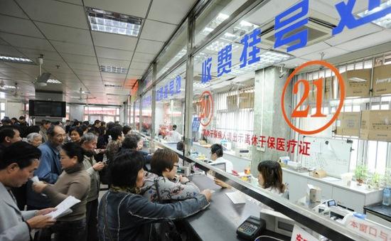Trung Quốc siết chặt quản lý lịch hẹn tại các bệnh viện