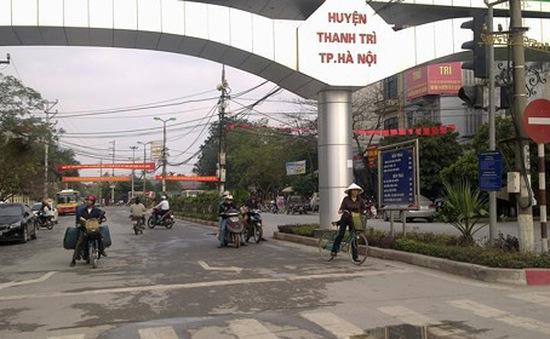 Hà Nội: Hoàn thiện phương án đưa Gia Lâm, Đông Anh, Thanh Trì lên quận trong năm 2020