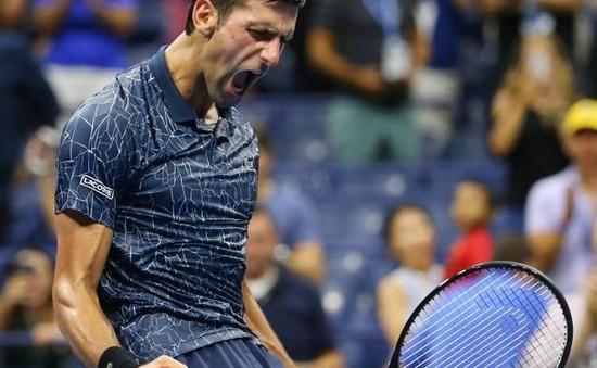 Năm nay 32 tuổi nhưng Djokovic chơi tennis như chàng trai tuổi 25