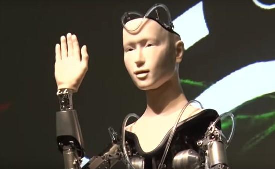 """Nhật Bản ra mắt """"robot Quan Âm"""" phục vụ thuyết giảng Phật giáo trong chùa"""