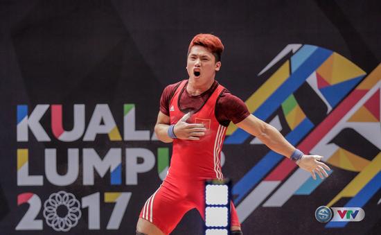 Á quân cử tạ ASIAD Trịnh Văn Vinh dương tính với doping