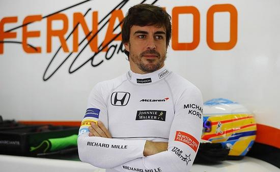 Fernando Alonso trở thành đại sứ của đội McLaren