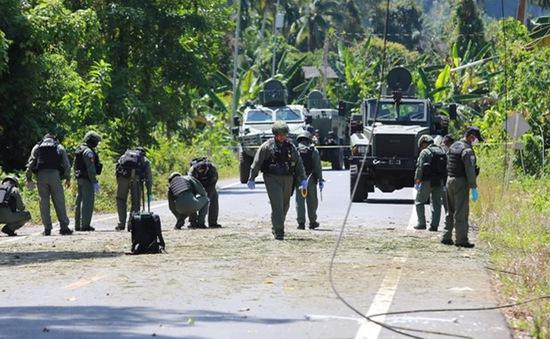 Đánh bom ở miền Nam Thái Lan khiến ít nhất 1 người thiệt mạng