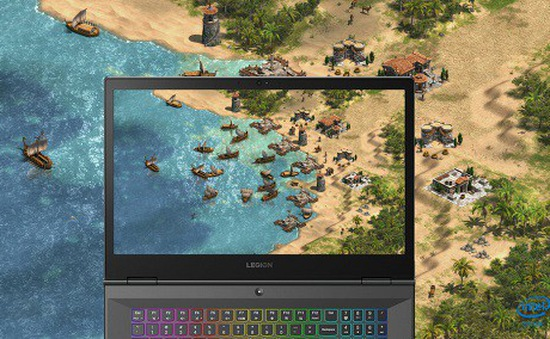 Laptop Lenovo Legion Y740 dành cho game thủ ra mắt thị trường Việt