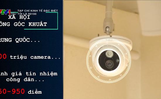 Tại Trung Quốc, không có gì lọt qua mắt những chiếc camera