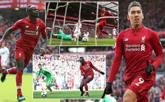 HIGHLIGHTS: Liverpool 4-2 Burnley (Vòng 30 Ngoại hạng Anh)