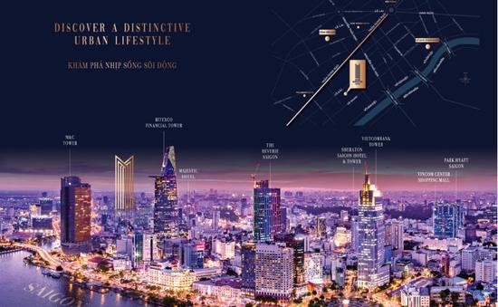 The Grand Manhattan ra mắt tháp Parkview sở hữu tầm nhìn về 2 công viên lớn tại trung tâm Quận 1