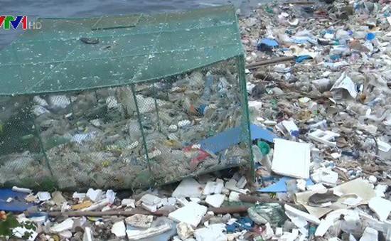 Việt Nam xếp thứ 4 trên thế giới về xả rác thải nhựa ra biển