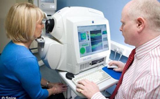 Quét mắt có thể phát hiện sớm các dấu hiệu của bệnh Alzheimer
