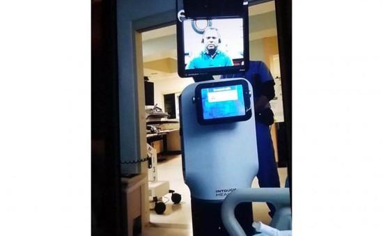 Sử dụng robot để thông báo người bệnh sắp qua đời gây phẫn nộ ở Mỹ