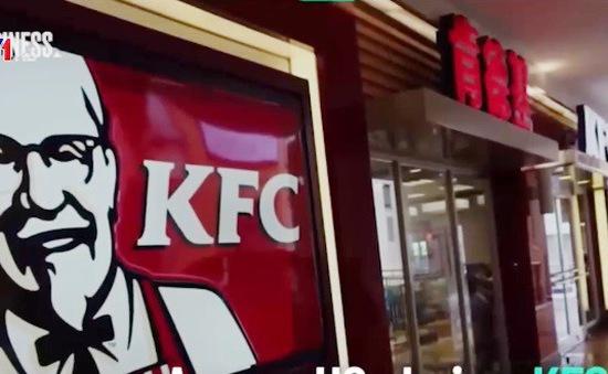 Các quán ăn nhanh của Mỹ tìm cách chiều lòng khách Trung Quốc