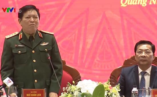 """""""Tỉnh Quảng Ninh cần rà soát lại các công trình phòng thủ trên địa bàn"""""""