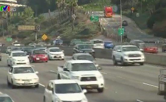 Los Angeles - thành phố có lái xe thiếu kiềm chế nhất nước Mỹ