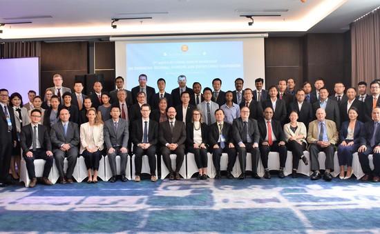 Hội thảo ARF lần 2 về Tăng cường hợp tác khu vực trong thực thi pháp luật trên biển