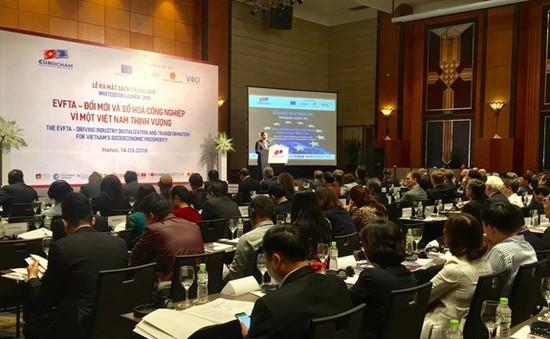 EuroCham: Môi trường đầu tư kinh doanh của Việt Nam tiếp tục được cải thiện