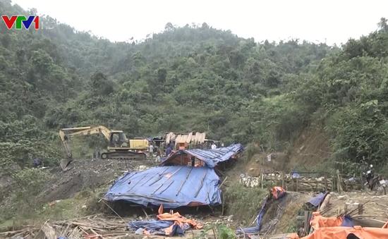 Sập hầm mỏ ở Nghệ An, 3 người thiệt mạng