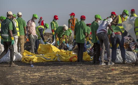 Tai nạn máy bay Ethiopia: Phi công yêu cầu trở lại sân bay 3 phút sau khi cất cánh