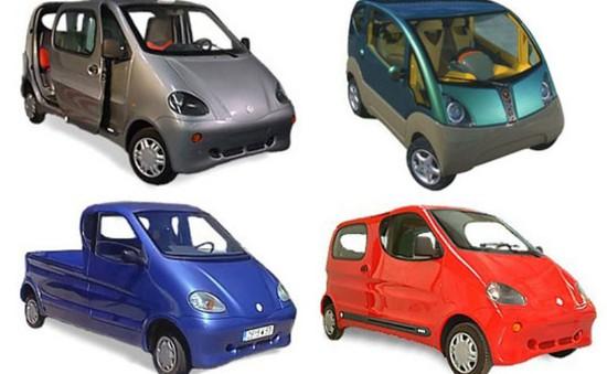 Xe hơi chạy bằng khí nén có gì đặc biệt?