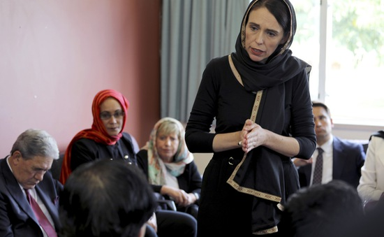 Thủ tướng Jacinda Ardern: New Zealand ở bên cộng đồng Hồi giáo