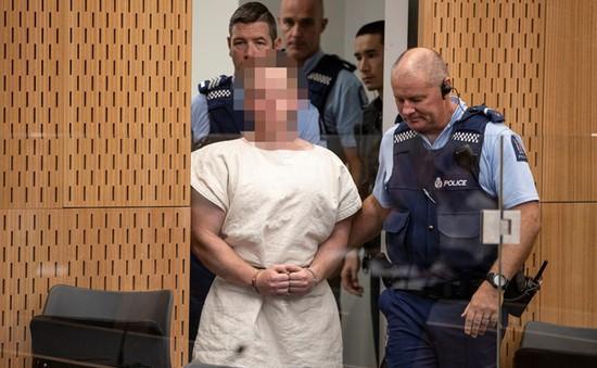 Nghi phạm vụ xả súng tại New Zealand ra tòa