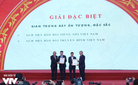 Đài Truyền hình Việt Nam giành 10 giải thưởng tại Hội Báo toàn quốc 2019