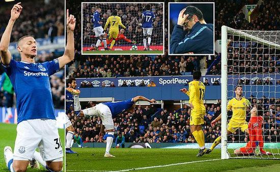 Kết quả bóng đá rạng sáng 18/3: Chelsea lỡ top 5, Inter thắng kịch tính Milan