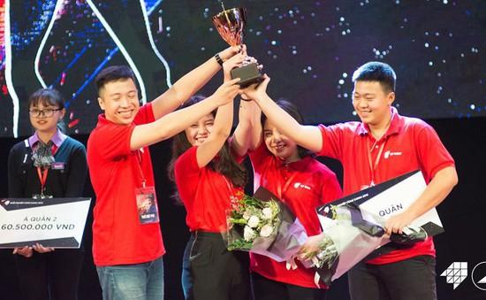 CK Khởi nghiệp cùng Kawai 2019: Up Beat chiến thắng thuyết phục với dự án kết nối cộng đồng thể thao Việt Nam