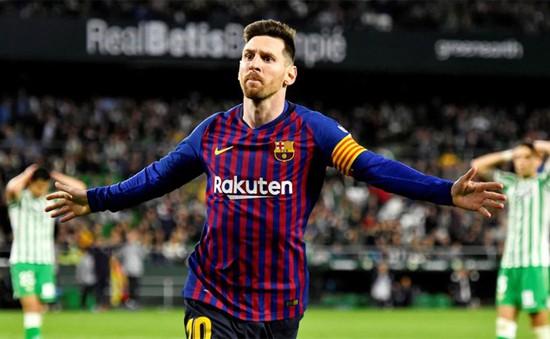 Barcelona muốn biến Messi thành Pele, cống hiến trọn đời ở Camp Nou