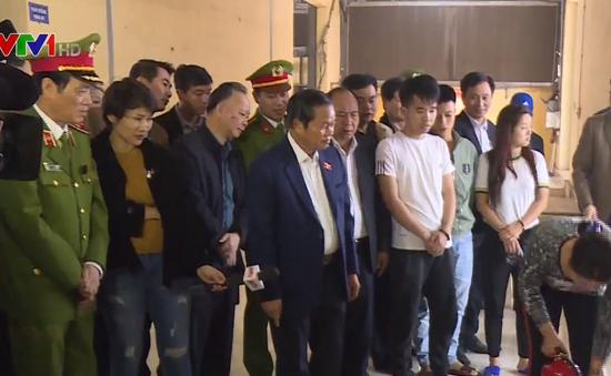 Phát hiện nhiều vi phạm về phòng cháy chữa cháy tại KCN La Phù, Hà Nội