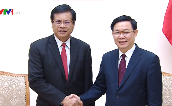 """""""Việt Nam sẵn sàng chia sẻ kinh nghiệm với Lào trong phát triển hợp tác xã"""""""