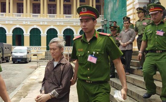 """Y án sơ thẩm 5 bị cáo là thành viên tổ chức """"Liên minh dân tộc Việt Nam"""""""