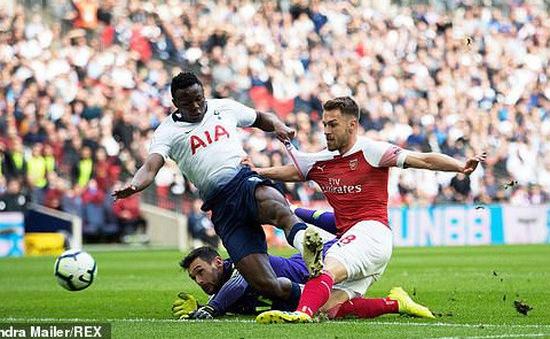 HIGHLIGHTS: Tottenham 1-1 Arsenal (Vòng 29 Ngoại hạng Anh)