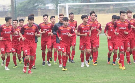 Số áo chính thức của U23 Việt Nam dự Vòng loại U23 châu Á 2020