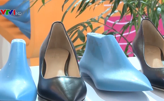 Đổi mới công nghệ - Nhiệm vụ trọng tâm của ngành da giày