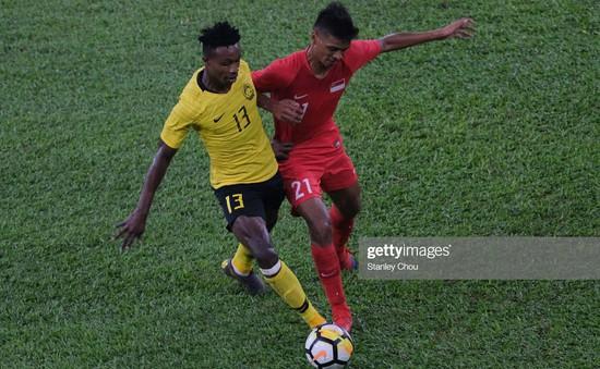 Bất ngờ đánh bại ĐT Malaysia, ĐT Singapore vào chung kết Airmarine Cup 2019