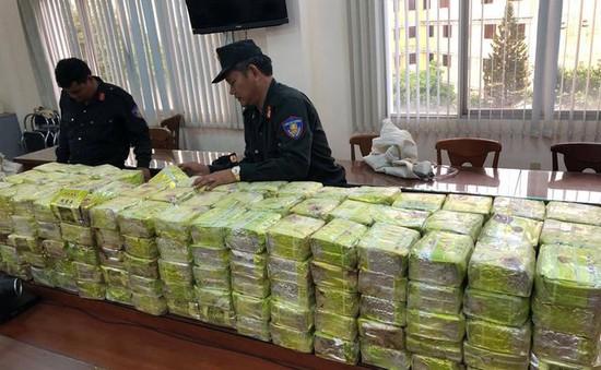 Doanh nhân Trung Quốc nghi cầm đầu băng ma túy 300 kg ở TP.HCM