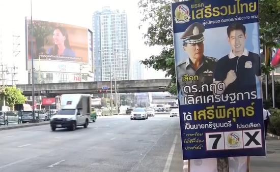 Cuộc đua nước rút trước ngày bầu cử tại Thái Lan