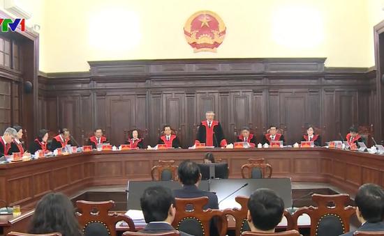 Hội đồng Thẩm phán TAND tối cao chấp nhận kháng nghị 3 vụ án