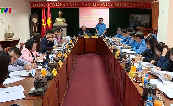 Ban Đối ngoại Trung ương làm việc với Tổng Liên đoàn Lao động Việt Nam