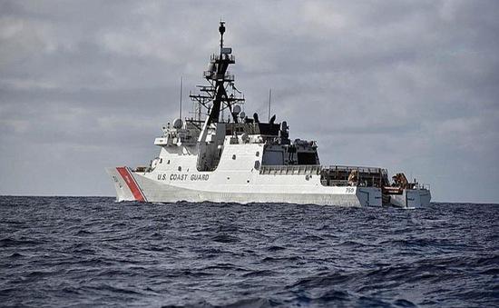 Mỹ triển khai tàu cảnh sát biển đến Hàn Quốc