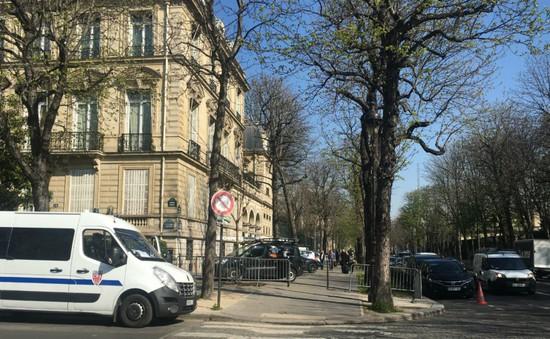 """An ninh được bảo đảm tại Paris trong tuần thứ 19 của phong trào """"Áo vàng"""""""