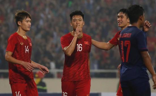Thắng thuyết phục U23 Thái Lan, U23 Việt Nam giành quyền dự VCK U23 châu Á 2020 với ngôi nhất bảng K