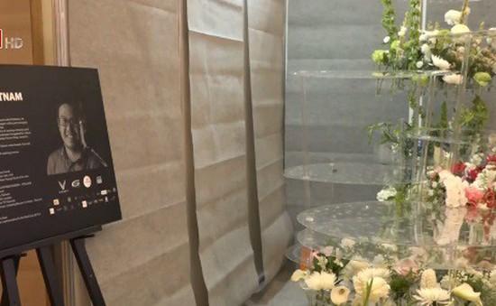 Nghệ nhân cắm hoa thế giới hội ngộ tại triển lãm hoa quốc tế
