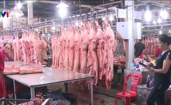 Mức tiêu dùng thịt lợn giảm