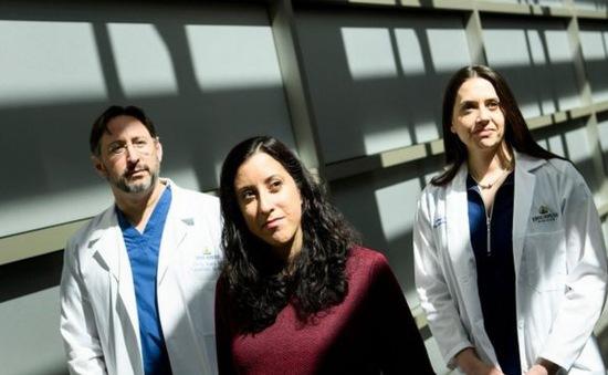 Bệnh nhân HIV đầu tiên trên thế giới hiến tặng thận