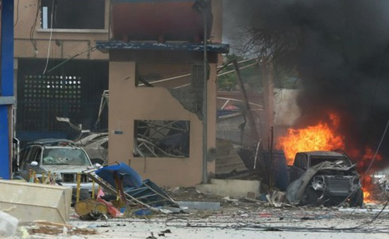 11 người tử vong trong một vụ đánh bom tại Somalia