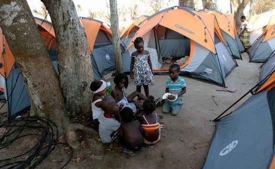 Mozambique đối mặt với dịch tả sau bão lớn hoành hành